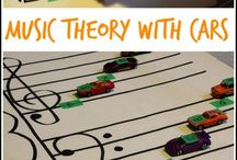 Music theory / Learning to read music, composition, rhythm