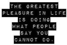 Dem true quotes ;) / SHO true.