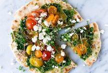 Pizza / De jolies pizzas (pizze) à déguster