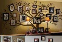 Fotók és képek a lakásban