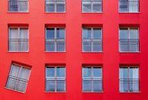 Design - architecture / linjer og former i bygninger, plasser utendørs ,rom innendørs, detaljer knyttet til hus og hjem