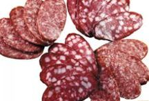 Italian Sausages / Italian salami rigorously selected http://www.terrevicine.com/categoria/salumi