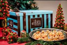 Christmas Offerings 2015 / This Christmas, celebrate with Aria Fine Catering!