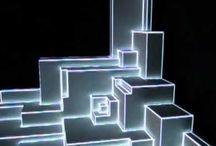 Videomapping / Instalaciones interactivas y vídeo proyecciones