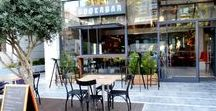athenian cafes / All the cozy cafes in Athens.
