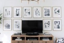 Displaying your Photos & Memories / Ideas and Inspiration for displaying your photographs in your own home