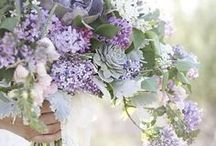 Lavender Purple Wedding Inspiration / Lavender, Lilac, Amethyst, Pastel Purple, Light Purple wedding detail inspiration for your big day!
