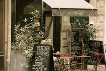* Coffee Shops & Bistros