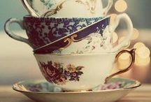 * Tea Time. Pretty & Girly