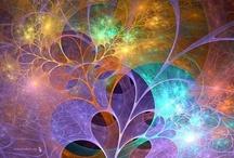 Fractals / Kleurrijk, prachtig en van alles in te ontdekken