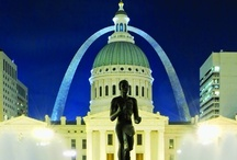 Meet Me In -  ST. LOUIS / St. Louis, Missouri / by Linda