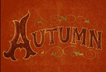 Lovely Autumn  / The word autumn comes from the Old French word autompne (automne in modern French), and was later normalised to the original Latin word autumnus. There are rare examples of its use as early as the 12th century, but it became common by the 16th century.