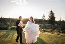 All you need is Love / Central Oregon wedding receptions with golf course ceremonies are brought to life at Tetherow! Only seven minutes from downtown Bend, Tetherow is an ideal destination venue offering views of the Cascade peaks, rustic refinement and a warm and relaxing atmosphere that will complement any special event from black tie to modern casual. We have worked with couples of all ages and LGBTQ couples. For more information or to book an event, contact us at 541.388.2582 or events@tetherow.com.