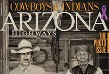 2013 Covers / Covers from 2013 editions of Arizona Highways magazine / by Arizona Highways Magazine