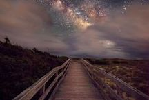 Space & Nature / Space nature inspiring world places
