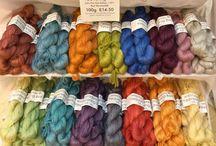 Yarn love....