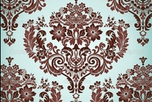 """Patterns / A pattern, apart from the term's use to mean """"Template"""", is a discernible regularity in the world or in a manmade design. As such, the elements of a pattern repeat in a predictable manner. A geometric pattern is a kind of pattern formed of geometric shapes and typically repeating like a wallpaper."""
