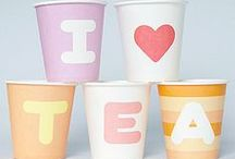 I love tea / by Meli Villarreal