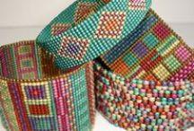 Beading: weave