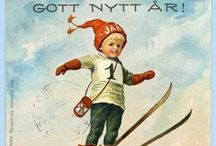 Gott Nytt År - Happy New Year
