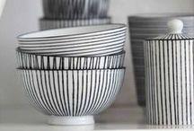 Ceramics / Ceramics pottery plates pattern
