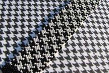 Beading: weave Chanel