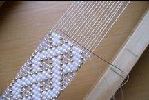 Beading: weave Technique