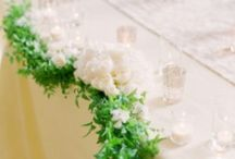 Reception - table setting