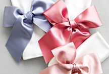 Ribbon & Bow Inspiration