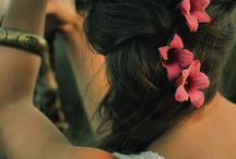Hairstyles - Reception