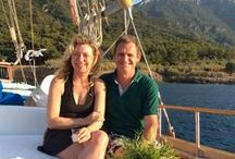 Ventus Sailing 2014 / Sailing in Turkey or Greece on a wooden yacht
