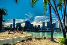 Australia / Places to visit in Australia with a focus on Brisbane