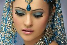 Jewelry sets / Inspiration for dressing up in matching jewelry that adorns you all over.