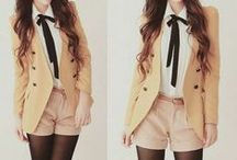 Women's clothing.