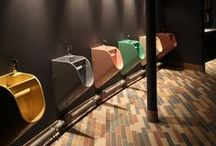 Toilets / Toilets, bathrooms, baños, aseos, WC