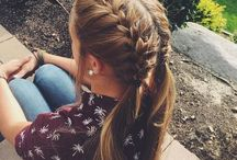 hairstyle ☜