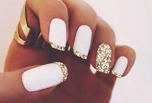 nails ☜ / Des nails art à réaliser