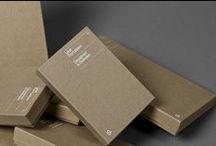 Klever Kraft / Feeling krafty or feeling klever? Our favorite Kraft paper packaging designs.