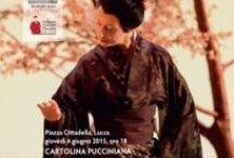 Eventi e news del Puccini Museum / News, informazioni, eventi e altro ancora del Puccini Museum