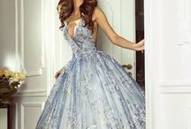 Fashion / Sylwia Romaniuk  High fashion luxury dresses
