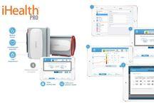 Objets connectés de santé / IoT santé : Et oui, l'Internet des Objets en santé méritait sa propre section. Des nouveaux tensiomètres connectés au laboratoire de biologie de poche, cette catégorie explore ce nouveau monde.