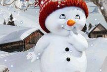 Snowman - Hóember
