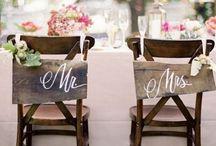 Ślub wesele - inspiracje / Dekoracje ślubne, weselne, pomysly i inspiracje