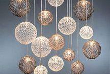Living lights / Inspiratie voor nieuwe verlichting in onze woonkamer