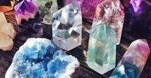 Oils/Crystals