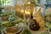 easter(ideas also under holidays) / by Cherie Hatt