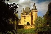 Castelos e palácios do mundo...