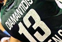 Dimitris Diamantidis / The Captain