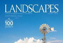Landscapes magazine / Farm Credit's portrait of living & working in rural America