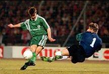 Krzysztof Warzycha / Striker! Playerd in Panathinaikos F.C 1989-2004 and scored 273 goals